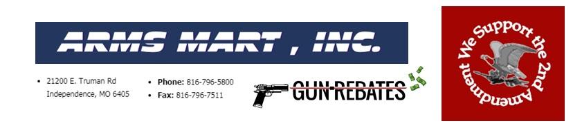 Armsmart | Gun Rebates